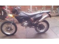 Peugeot xps 125cc . Mint bike . No time wasters