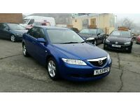 2004 53 MAZDA 6 2.0 TS2 5 DOOR HATCHBACK 5 SPEED MANUAL