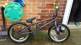 BARELY USED EASTERN BMX