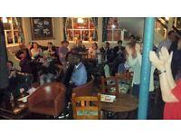 UK Open Mic @ The Apple Tree, Clerkenwell / Farringdon / Holborn / Kings Cross EVERY WEDNESDAY!