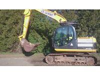 2010 JCB JS 145 IC EXCAVATOR 6453Hrs £24000 + VAT