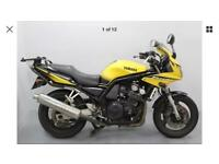 YAMAHA FAZER 600 FZS YELLOW 1998-2003 BREAKING PARTS SPARES & REPAIRS