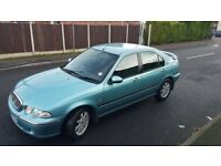 ROVER 45 1.4 IMPRESSION LOW MILES