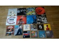 19 x depeche mode vinyl collection LP's / 12 / 7 / magazines