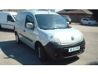 1 OWNER KANGOO ONLY 57k MILES IN GREAT CONDITION FULL MOT, FULL S/ H PRICED TO SELL AT £3895