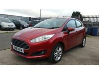 2016 Ford Fiesta zetec 1.2 petrol 5 door hatchback genuine low mileage