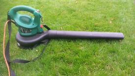 Leaf Blower Black and Decker gw350 (1800 Watt)