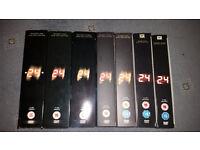 24 : DVDs