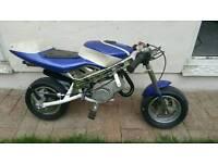 Mini moto dirt pit bike