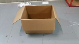 100 x Heavy Duty Storage/ House Moving Cardboard Boxes