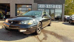 2003 ACURA CL 3.2L CUIR - TOIT OUVRANT