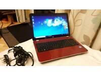 "15.6"" HP Pavilion 15 Windows 10 Laptop i5 CPU 500GB HDD 6GB RAM"