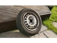 Spare wheel for Nissan Micra K11