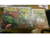 Hulk 1. 3 copies Sunburst variant