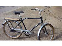 charge steamer gents bike