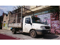 LDV Convoy 3.5 ton caged tipper
