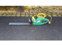 Parkside PWR500HTA 240v 500w hedge trimmer