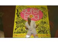 Superbad 28 track rare grooves vinyl lp