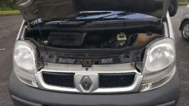 Renault traffic and vivaro 1.9s breaking