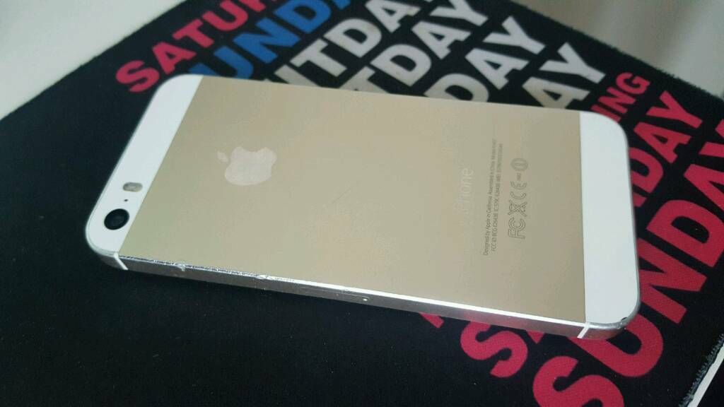 iPhone 5s 64gbin Lisburn, County AntrimGumtree - Iphone 5s. 64gb. O2 network.Cracked screen but still fully working.Phone itself