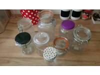 FREE Kilner/Mason jars