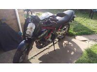 Kawasaki 650cc 2007 Good runner