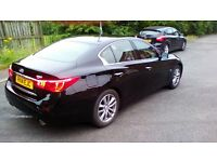INFINITI Q50 / MANUAL / 2.2CDI SE / 14 PLATE / CHEAPEST IN THE UK / 170BHP