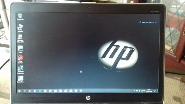HP EliteBook Folio 9470m laptop, Very Fast 3rd Gen i5, 8GB Ram, 320GB HD |  in Stoke-on-Trent, Staffordshire | Gumtree