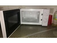 iGENIX microwave & cordless kettle for sale