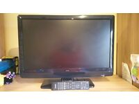 Tv 26 inch Bush LCD with DVD