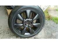 Vw , seat , mini 16 inch alloy wheels