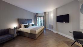 1 bedroom flat in Ridgmount Street, , london WC1E