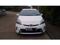2012 Toyota prius with PCO until dec 2017