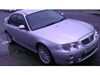 ROVER MG ZT 190 2.5 SALOON 2003 £750