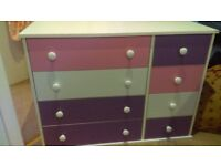 Girls' Chest of Drawers