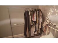 Clothes rail Argos, 3 days old, ORP £25!