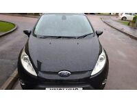 Ford Fiesta zetec 1.25L great 1st car 24,000 miles £4995.00 ono
