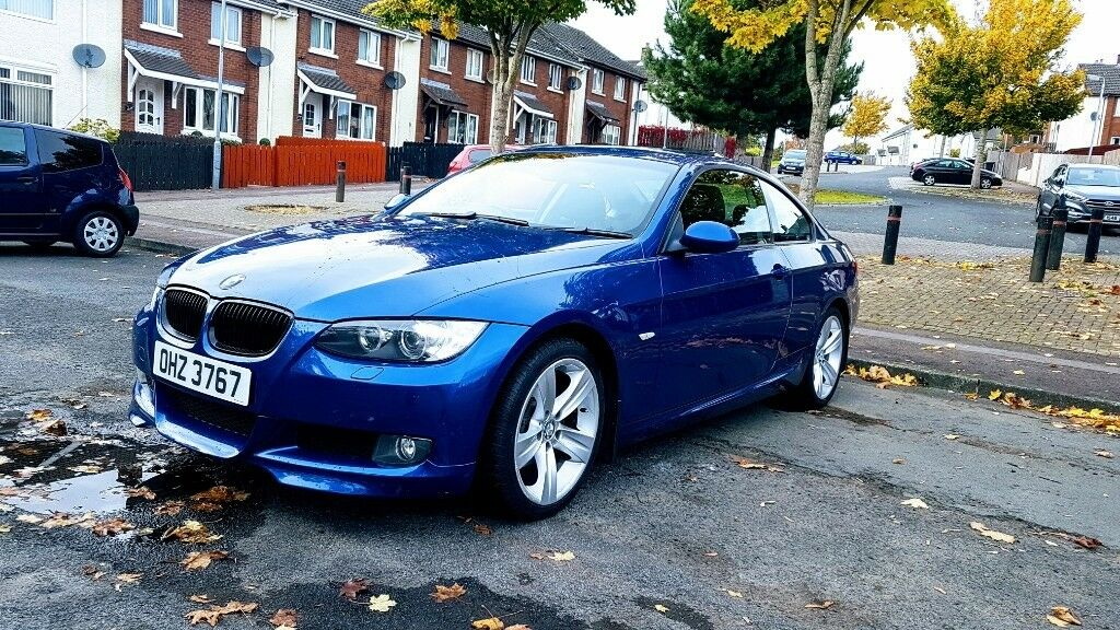 bmw 335d rep e92 coupe swap in lisburn county antrim. Black Bedroom Furniture Sets. Home Design Ideas