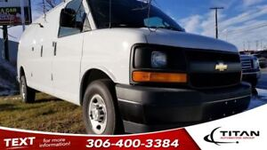 2017 Chevrolet Express 2500 Auto|Low Kms|18116 Kms!!