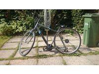 """Apollo Transfer Mens Hybrid Bike 19"""" Frame For Sale"""
