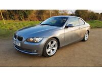 2007 BMW 335D COUPE LEATHER