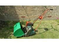Cylinder Lawn Mower Suffolk Punch 12 inch Runner
