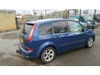 2009 FORD C-MAX 1.6 PETROL MPV 5 DOOR WITH TOW BAR