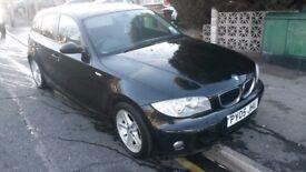 2005 Bmw 1 series 120diesel £2599