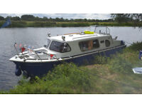 Boat River Cruiser for sale 21ft Norman