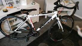 Small road bike good condition fewmarks but lovely bike brand new tyres and tubes