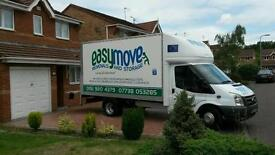 Removals , single items / full house moves /boxes supplied/pianos/fully insured