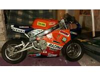 50cc mini moto... bargain... great runner