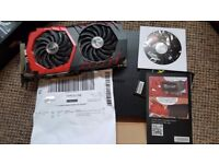 2x MSI Radeon RX 570 4 GB already modded 29 mh/s