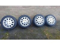"Citroen alloys 14"" £50 ono"